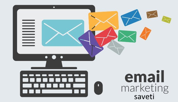 email marketing saveti